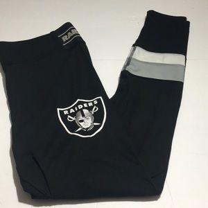 Raiders NFL apparel Leggings